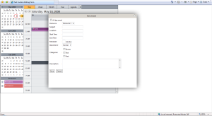 Custom Editing Form