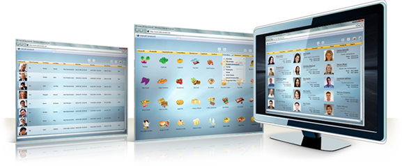 Intersoft Presenter™ with innovative hybrid-view architecture.