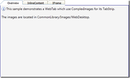 WebTab's complex images issue when using HTML5.