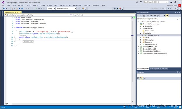 Visual Studio 2013 Compatible - 3