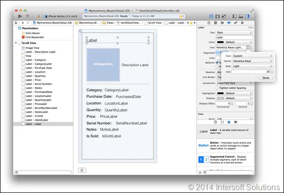 iOS Designer